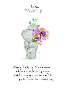 Hallmark Auntie Birthday