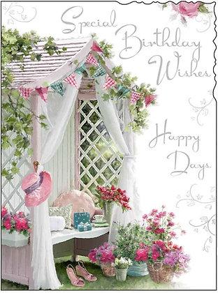 Jonny Javelin Special Birthday Wishes
