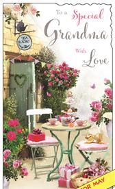 Jonny Javelin Special Grandma Birthday