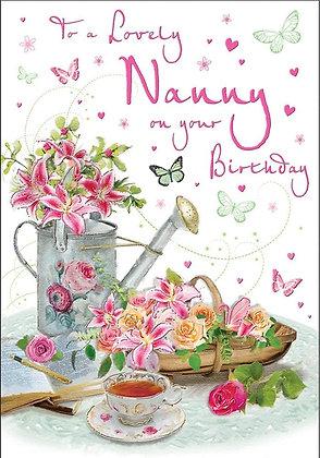 Nanny Birthday