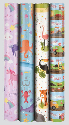 3m Roll Gift Wrap