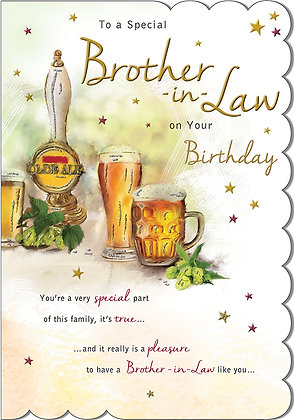 Brother In Law Birthday