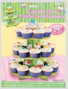 3 Tier Cupcake Tree