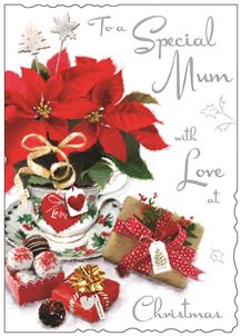 Jonny Javelin Mum Christmas - Large