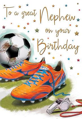 Nephew On Your Birthday