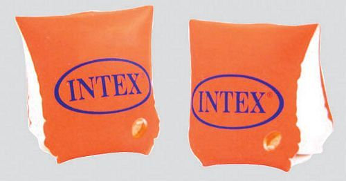 Intex Deluxe Childs Inflatable Swimming Arm Bands