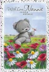 Nannie Birthday