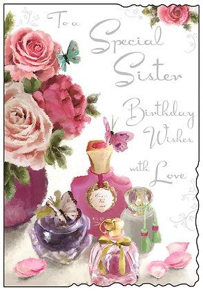 Jonny Javelin Special Sister Birthday