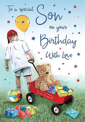 Son On Your Birthday
