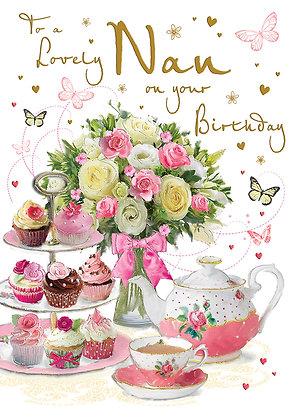 Nan On Your Birthday