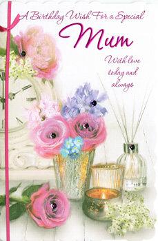Special Mum Birthday - Large