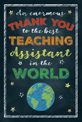 Thank You Teaching Assistant