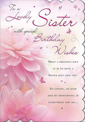 Lovely Sister Birthday