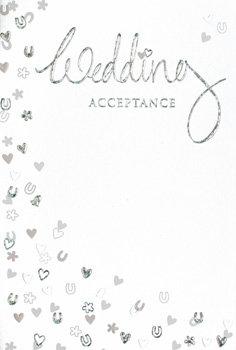 Wedding Acceptance