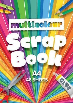48 A4 Sheets Multicolour Paper