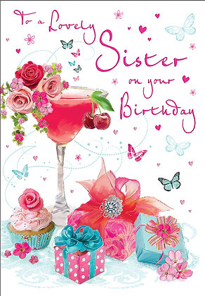 Sister On Your Birthday
