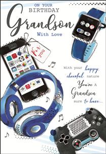 Jonny Javelin Grandson Birthday