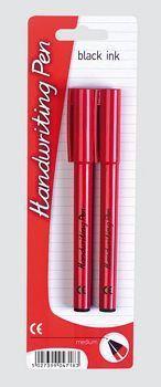Twin Pack Black Handwriting Pen