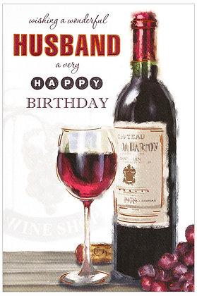 Wonderful Husband Happy Birthday