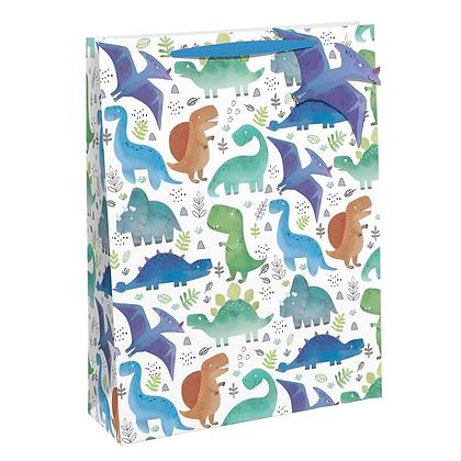 Medium Dinosaur Gift Bag