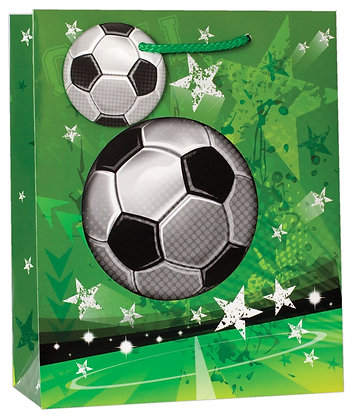 Medium Football Gift Bag