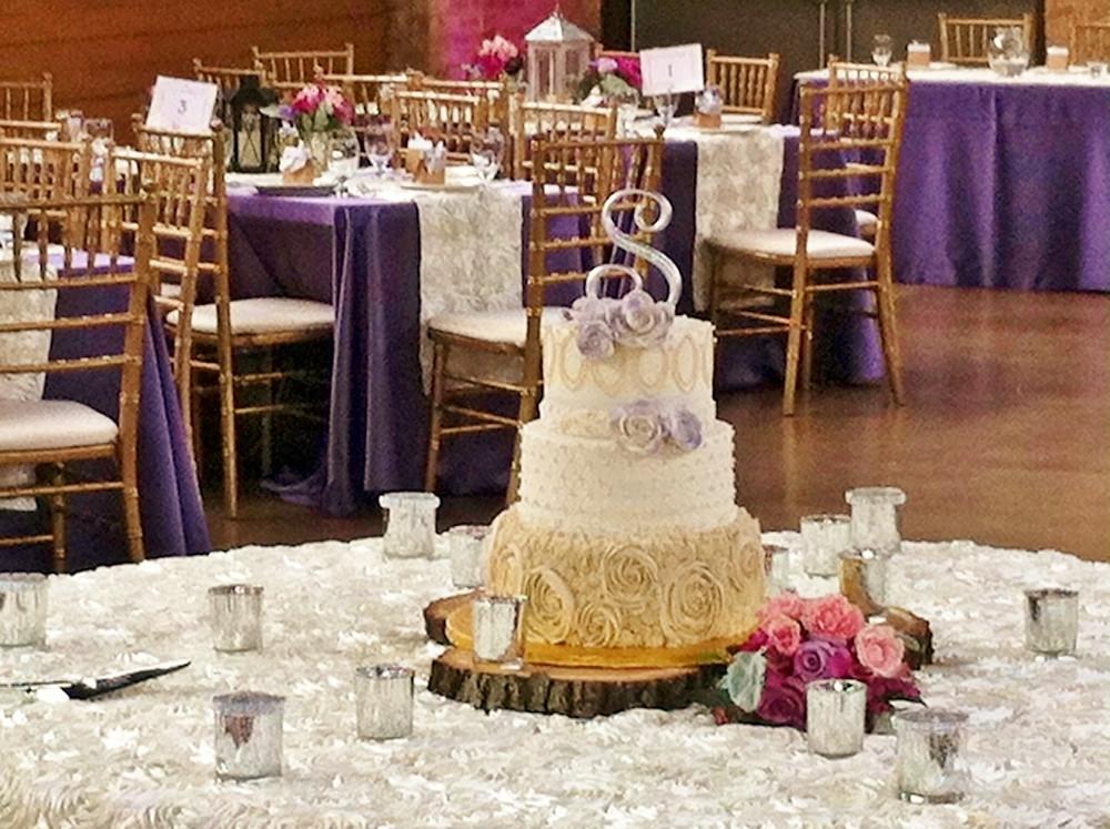 chantal wedding planners- linen rental company