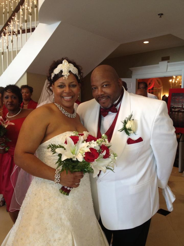 Congratulations to Maurice and Carol Harris ~ DiNolfo's Banquets, Mokena IL