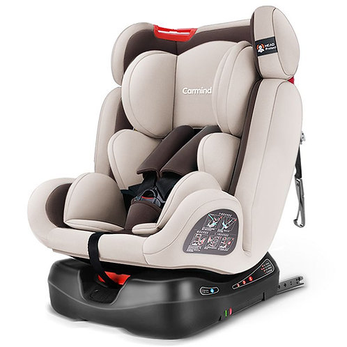 Car Child Safety Seats for 0-12 Years Old Baby ISOFIX Hard Interface Kids Safety