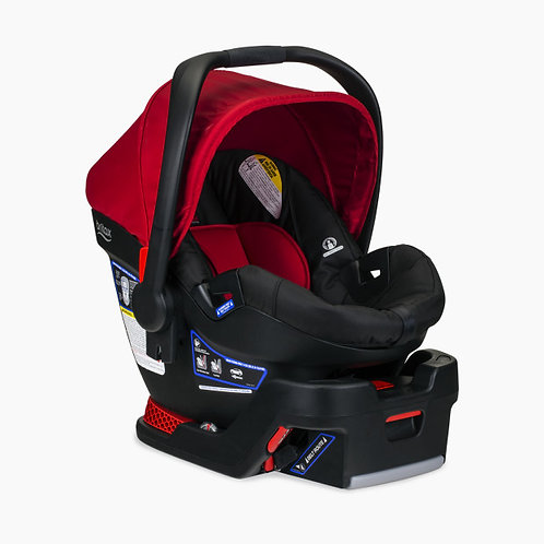 B-Safe 35 Infant Car Seat - Cardinal