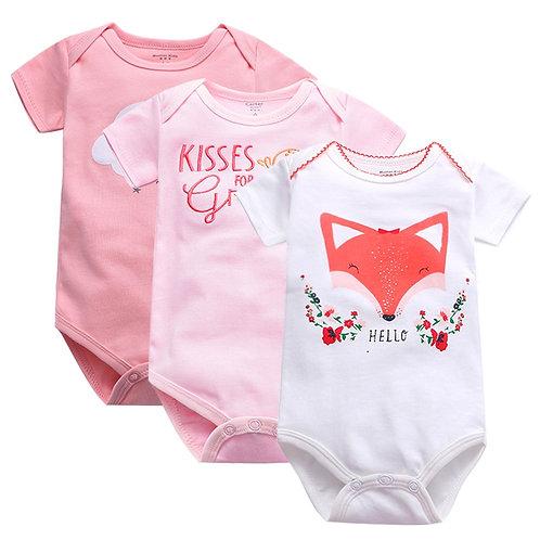 Baby Bodysuits Mommy Loves Me Print Body Baby Boy Girl Clothing