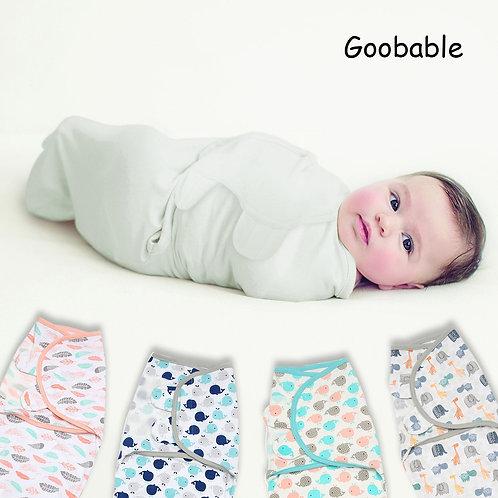 Newborn Baby Swaddle Wrap Parisarc 100% Cotton Soft Infant Newborn Baby Products