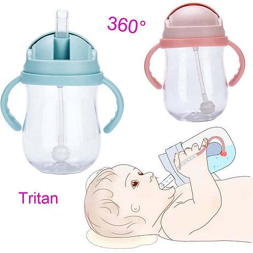 Silica Gel Feeding Kids Toddler Newborn Baby Drink Cups Water Bottles Kids