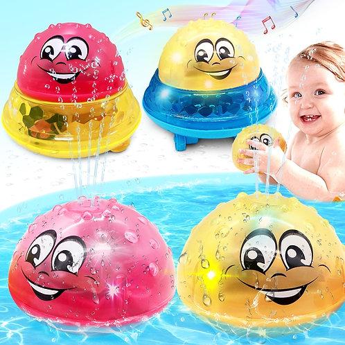 Bath Toys Spray Water Light Shower Pool Toys for Children Toddler Swimming