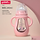 Thumbnail: New Arrival Glass Baby Bottle Straw Drop-Resistant Water Drink Bottles for Baby