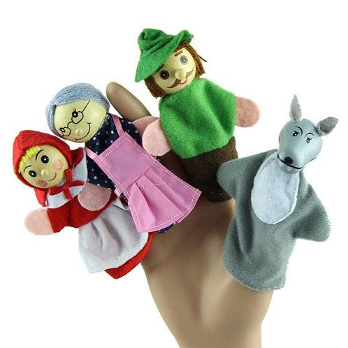4 Pcs Educational Toys For Children Baby Kids