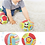 Thumbnail: Animal cognition ball baby hand catch ball rattle ball