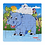 Thumbnail: Hot Sale 9/20 Slice Kids Puzzle Toy Animals and Vehicle Wooden Puzzles Jigsaw