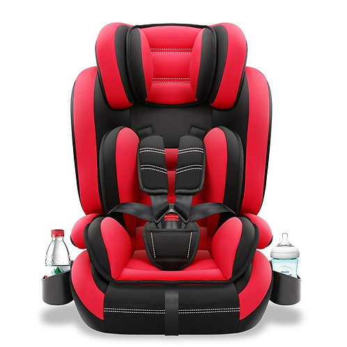 Car Safety Seat for Children Five-Points 3c Protable Baby  0 to 12 Years Old