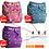 Thumbnail: [Littles&Bloomz] Baby Washable Reusable Cloth Pocket Nappy DiaperSelect A1/B1/C1