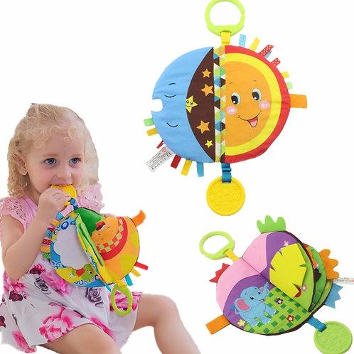 Baby Toys Soft Cloth Books Baby Intelligence Development Infant Educational
