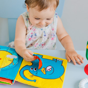 Baby Early Learning Books - How to Play with an Infant