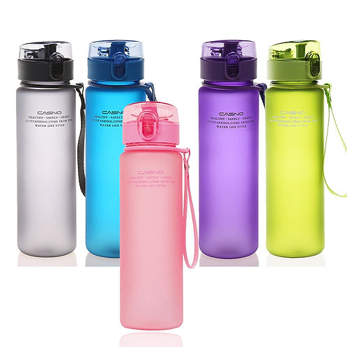 High Quality Water Bottle 560ML Tour Outdoor Sport Leak Proof Seal School Water
