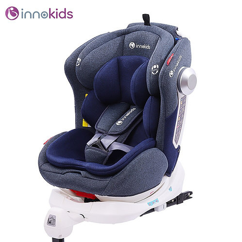 Child Car Seat 0-12 Years Old Baby Baby Car Portable 360 Degree Rotating Seat
