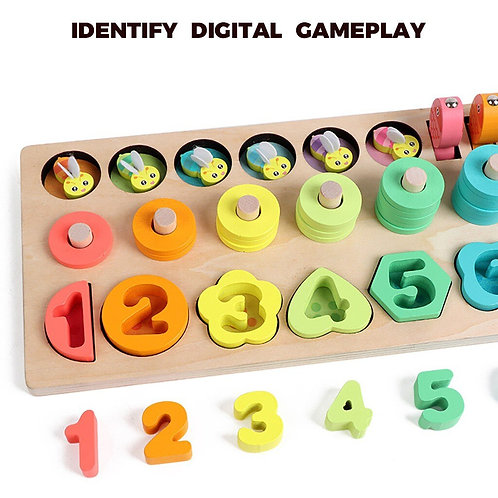 Early Education Educational Toys For Baby Kids