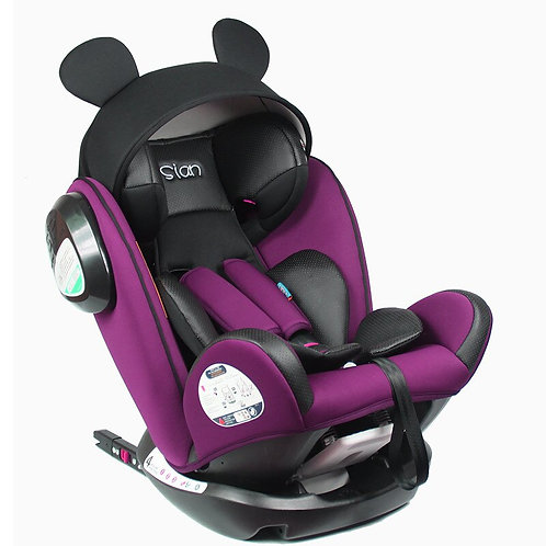 ECE R44/04 Standard Baby Car Seat Child Safety Seat 0-12y/0-36kg Drop Shipping