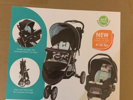 How to Build Your Own Stroller