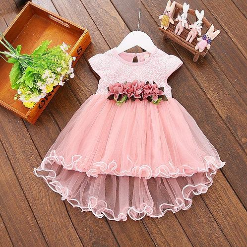 Sleeveless Newborn Dresses Baby Dress Princess Dress Newborn Baby Girl Clothes