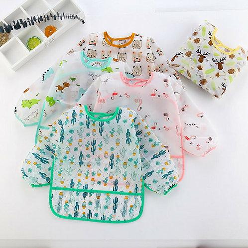 5 Styles Newest Arrival Baby Kids Toddler Long Sleeve Waterproof