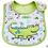 Thumbnail: New Waterproof Baby Bibs Cotton Feeding Smock Cartoon Cute Pattern Boys Girls