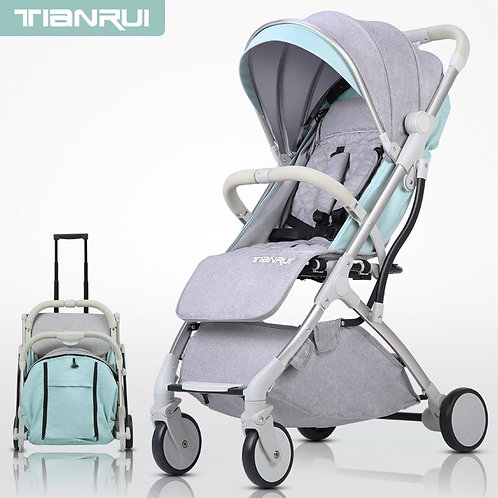 New Baby Stroller Light Weight Travel System Children for Newborn Can Sit